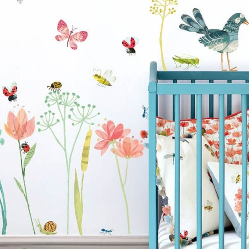Meadow Wall Stickers